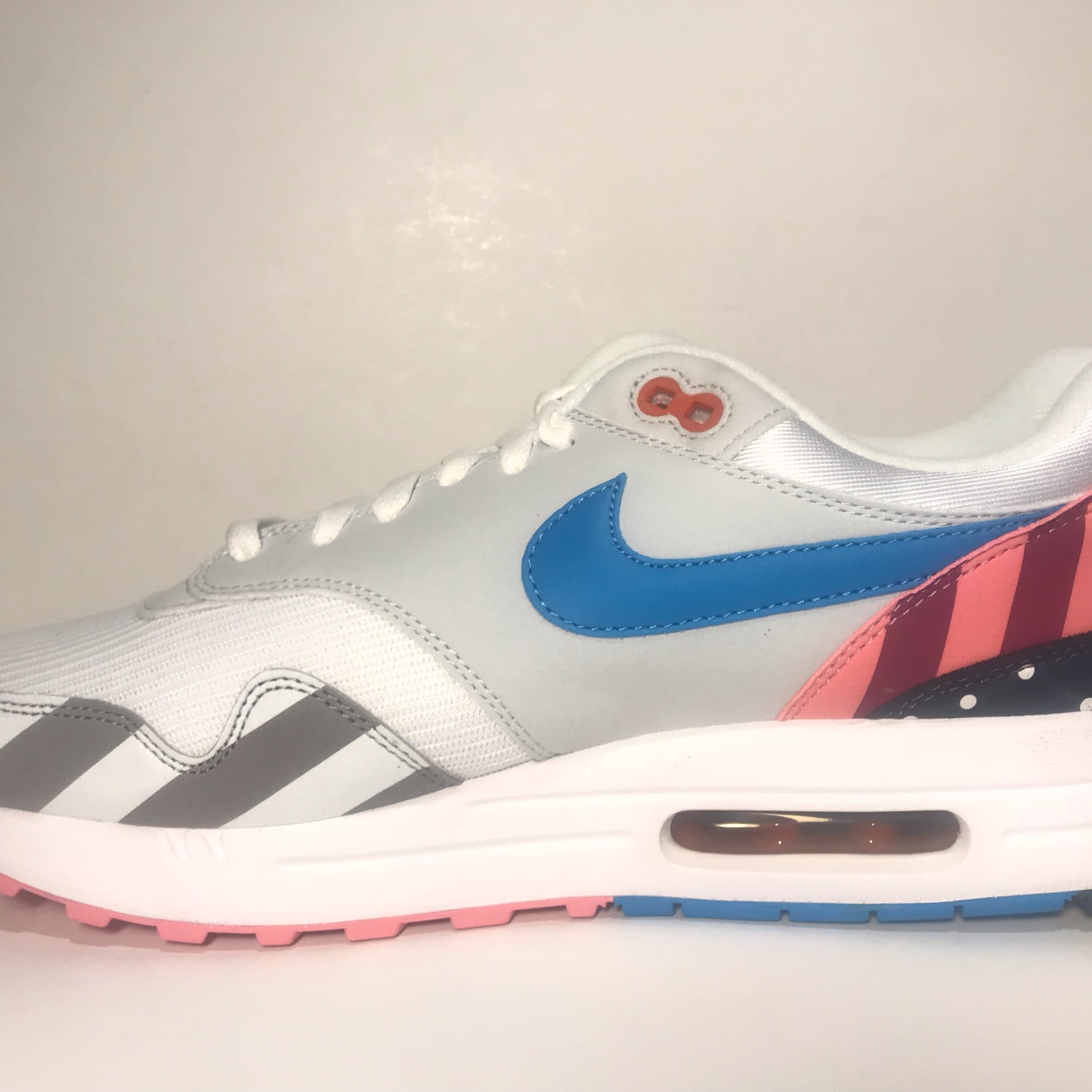 buy popular ae590 b8fc4 Nike Air Max 1 Parra 2018 Ds Size 11,5 Us