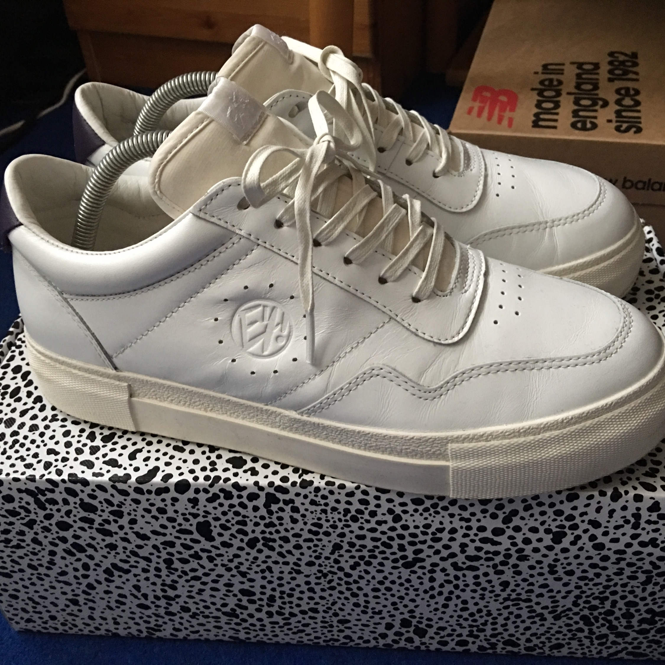 Eytys Arena Leather Sneaker