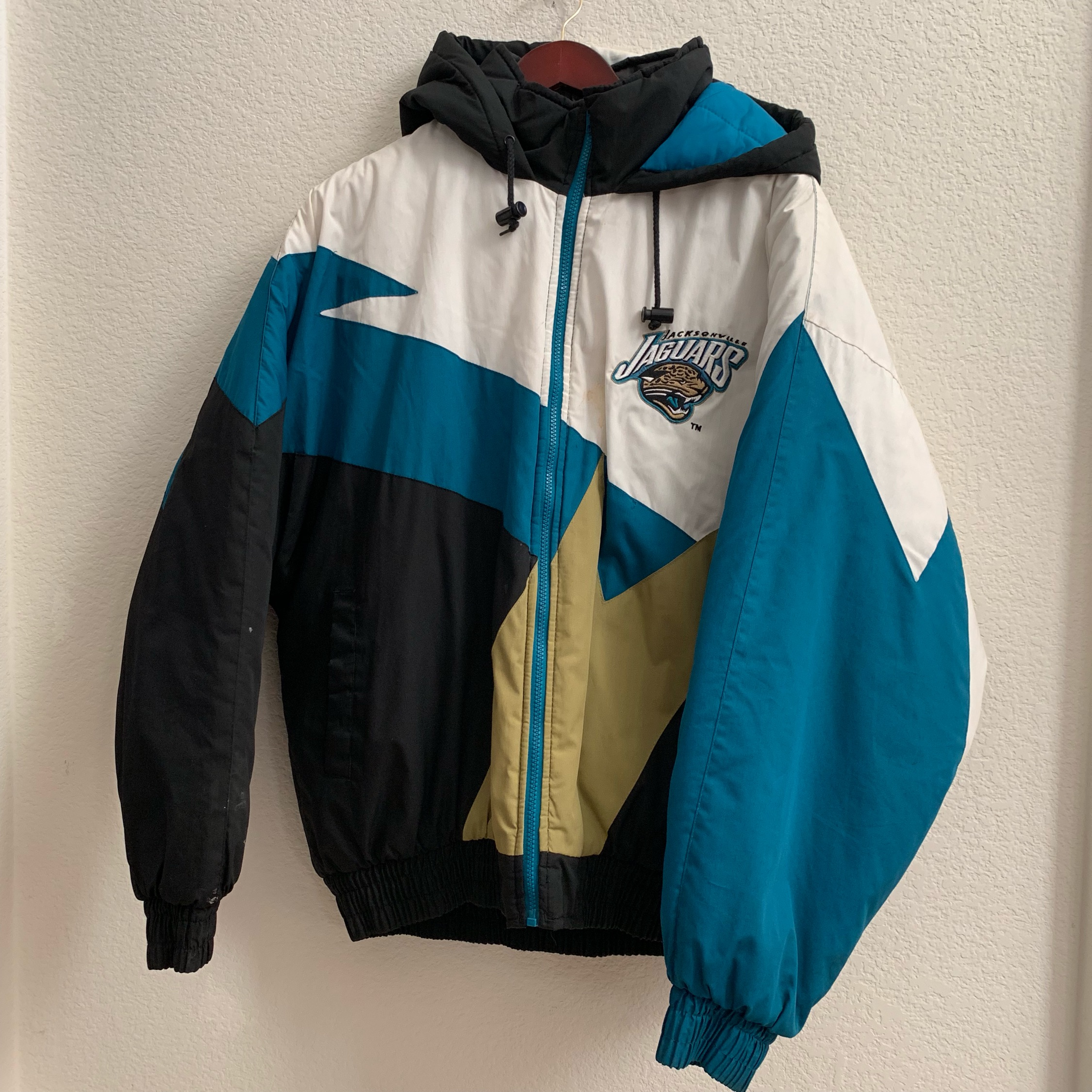 super cute 86fee 4cae1 Nfl Gameday Jacksonville Jaguars Puffer Jacket