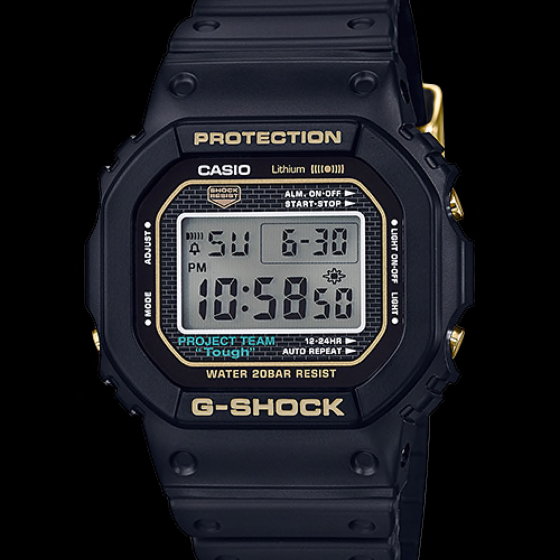 online store 69458 4f3b5 Rare Gshock 35Th Anniversary Origin Gold Watch