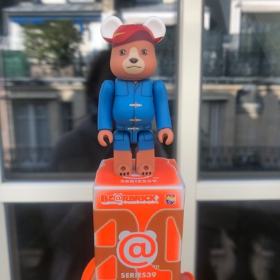 Bearbrick Series 39 Paddington