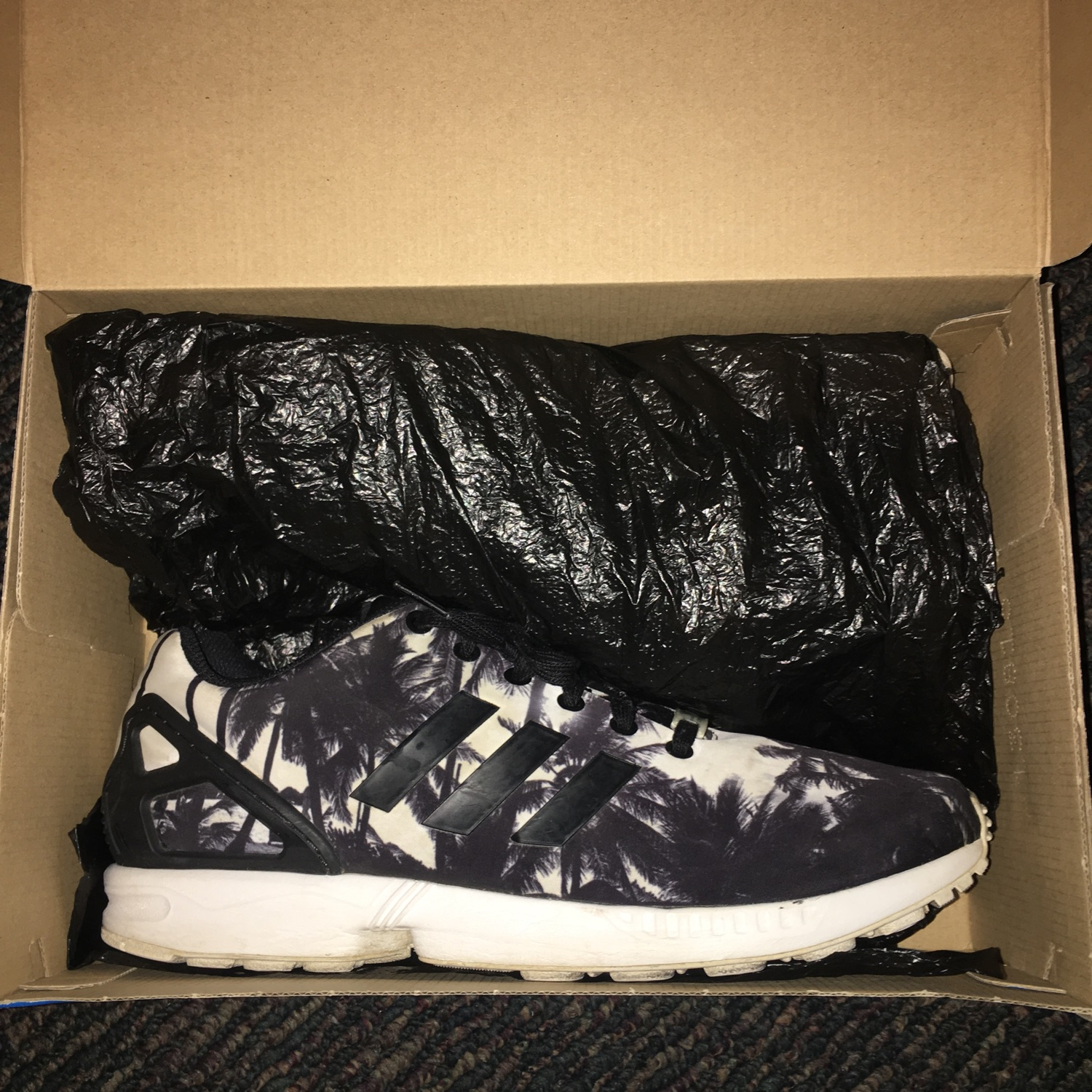 check out da592 0380c Adidas Zx Flux. Sold. US 12