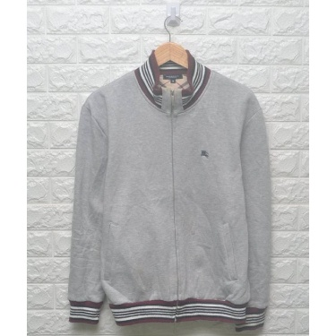 Burberry London Nova check track top jacket