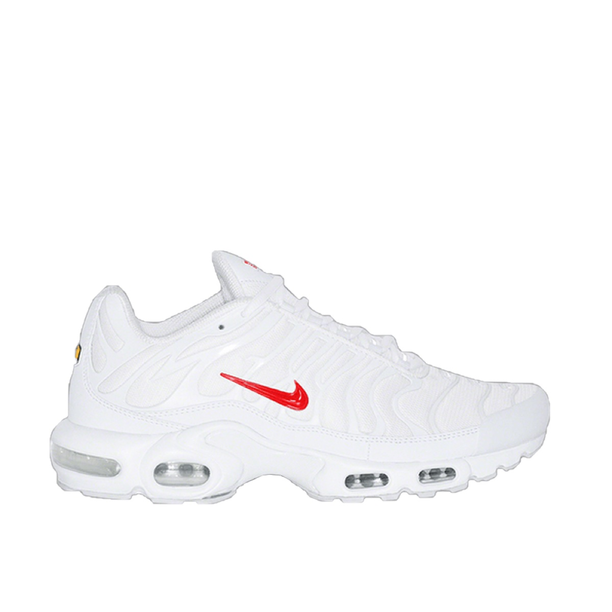 Supreme Nike Air Max Plus White
