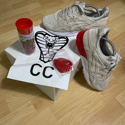 Asics Gel Lyte V Concepts 8 Ball Pack 2015 Ds