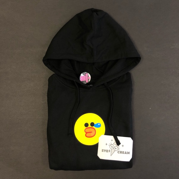 Anti Social Social Club X Line Sally Duck Hoodie