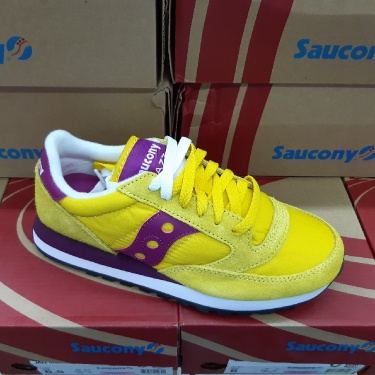SAUCONY JAZZ ORIGINAL Art. S1044-364 Colore giallo