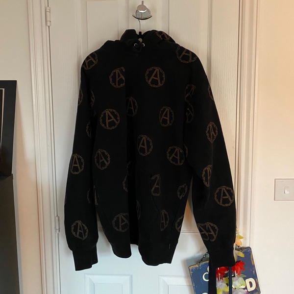 Supreme Undercover Anarchy Hoodie