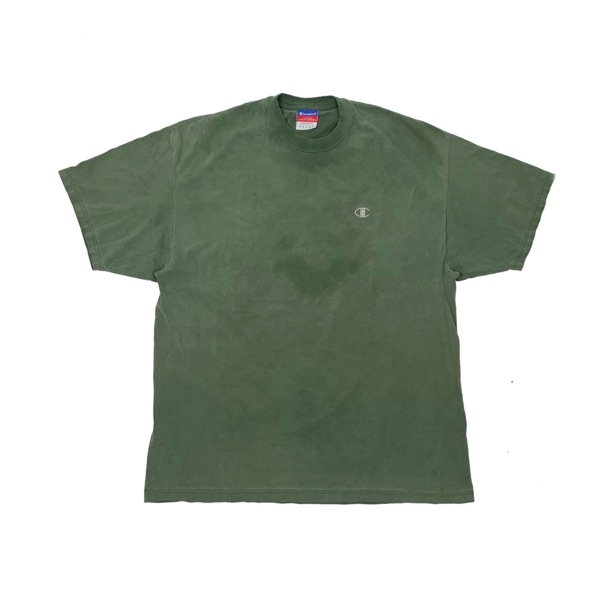 Vintage Embroidered Champion T Shirt