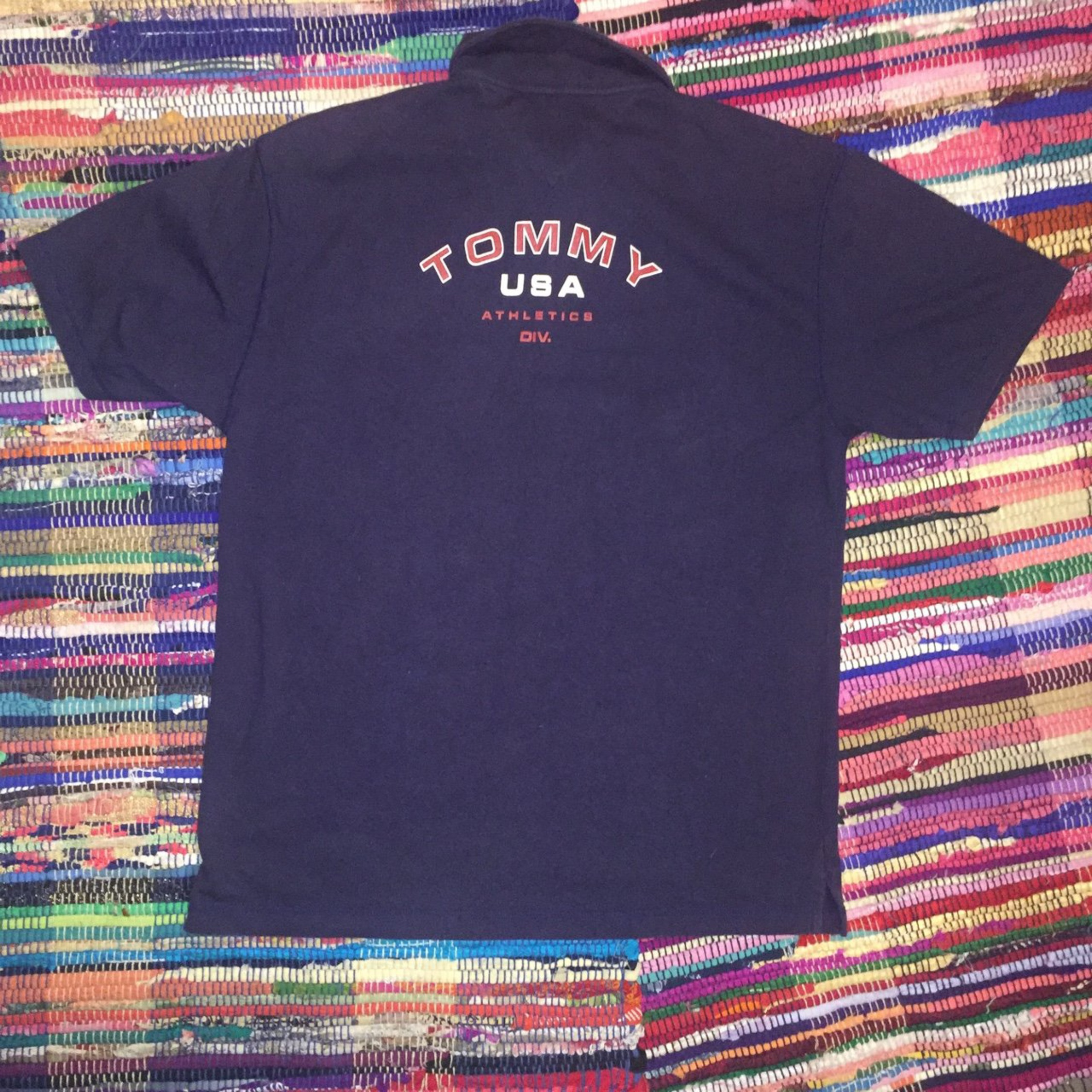Tommy Hilfiger Athletics Tommy Usa Half Zip