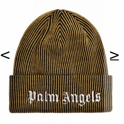 Palm Angels Two Toned Beanie