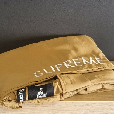 Supreme The North Face Belted Cargo Pant Gold