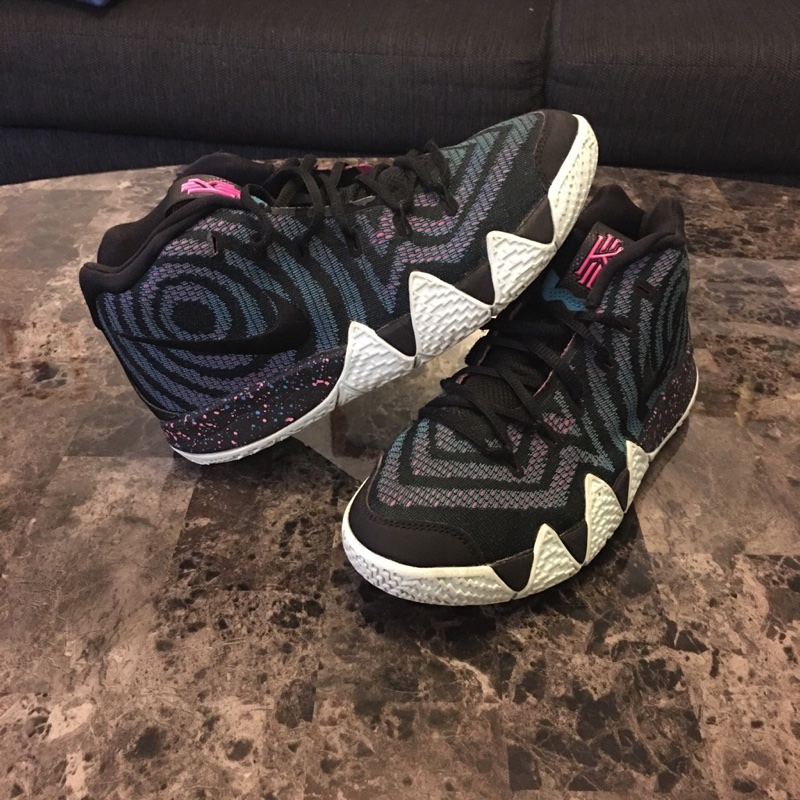 Kyrie 4 80s Decades Pack (GS)