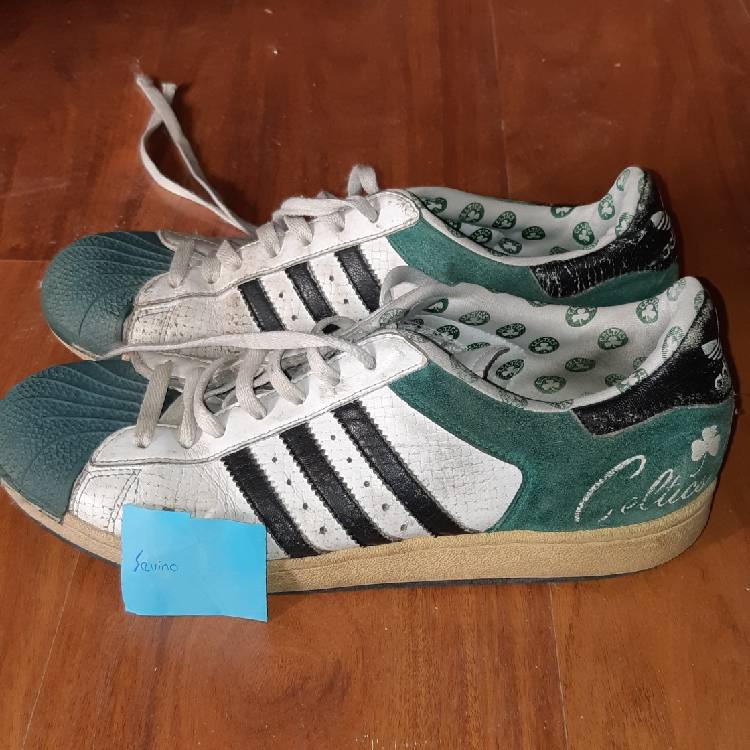 check out 920dd 3eb53 Adidas Superstar Celtics Limited Edition, Rare Sneakers