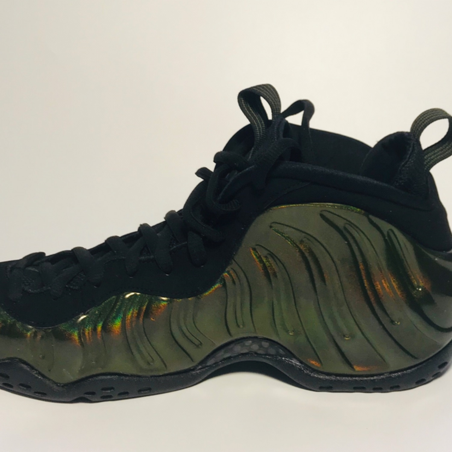 Nike Air Foamposite One Legion GreenBlack