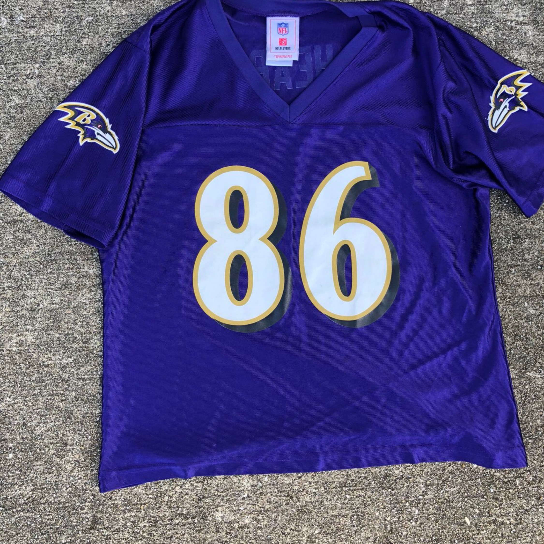 quality design 9998a 13251 Official Nfl Baltimore Ravens Jersey
