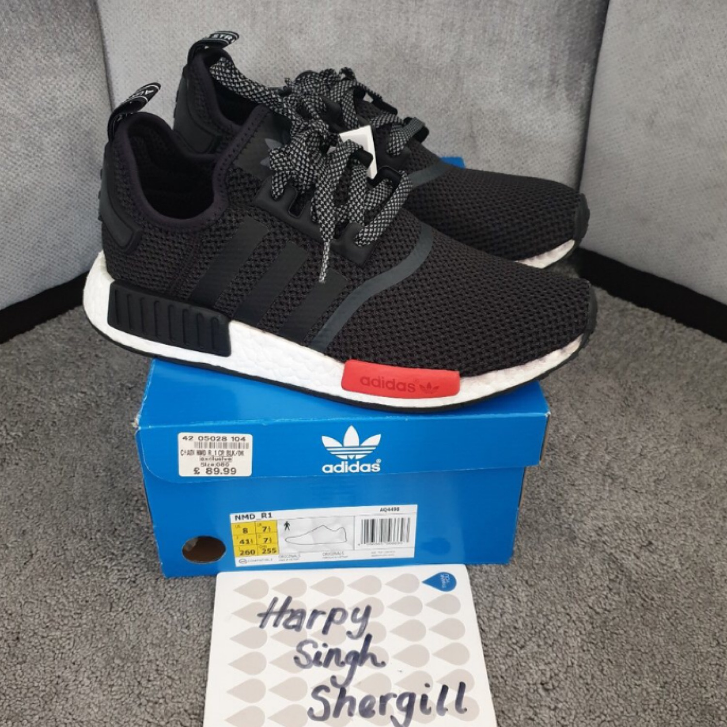 newest collection 8bd49 a1330 Adidas Nmd R1 Footlocker Exclusive