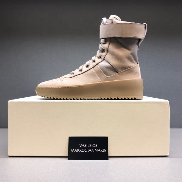 Fear Of God Military Sneaker Desert Beige