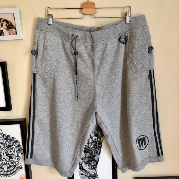 Adidas X Neighborhood Riders Tech Sweat Shorts