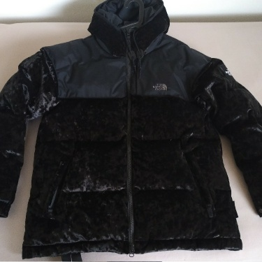 The North Face Velvet Colletion winter jacket