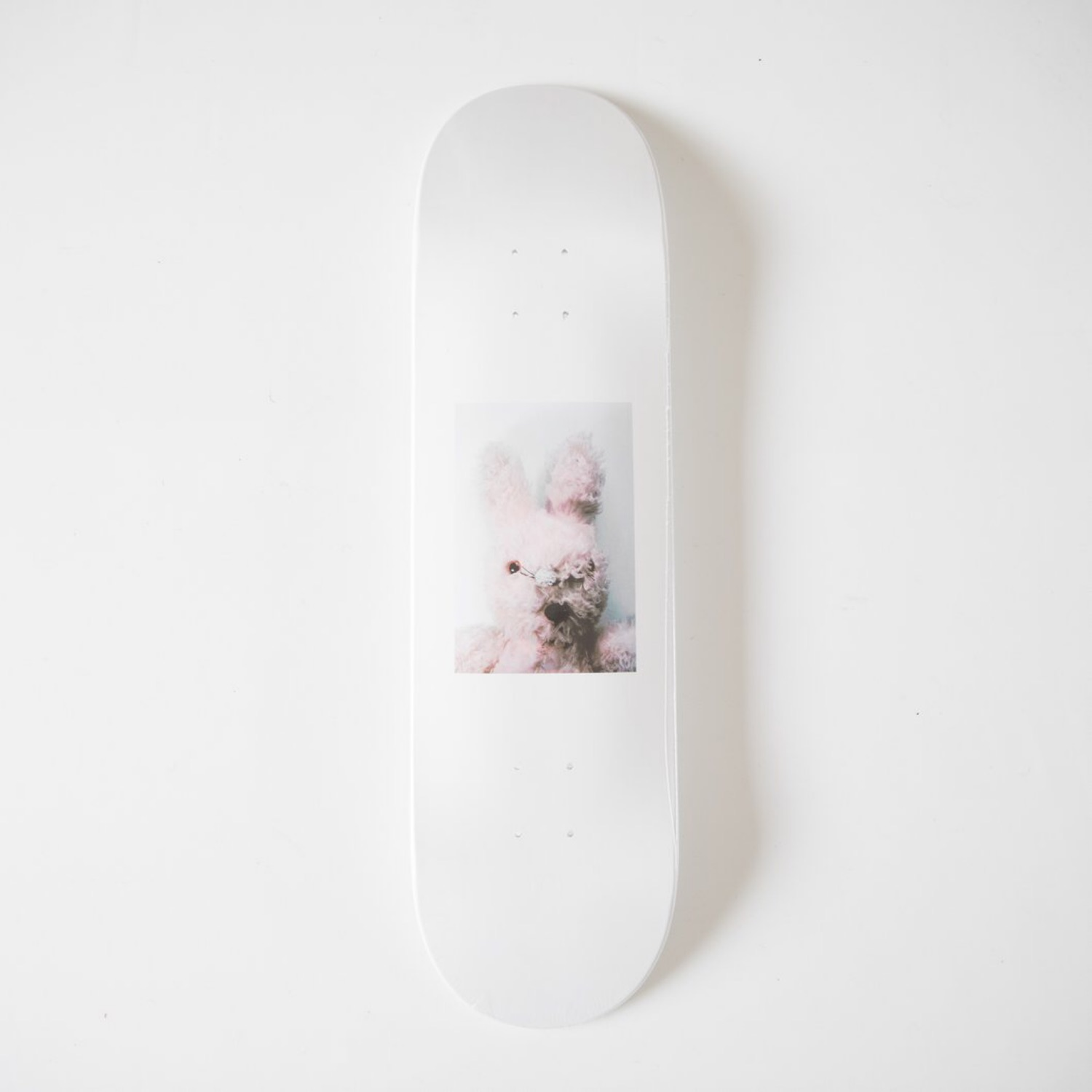 414a8073 Supreme Mike Kelley Bunny Youth Skateboard Deck