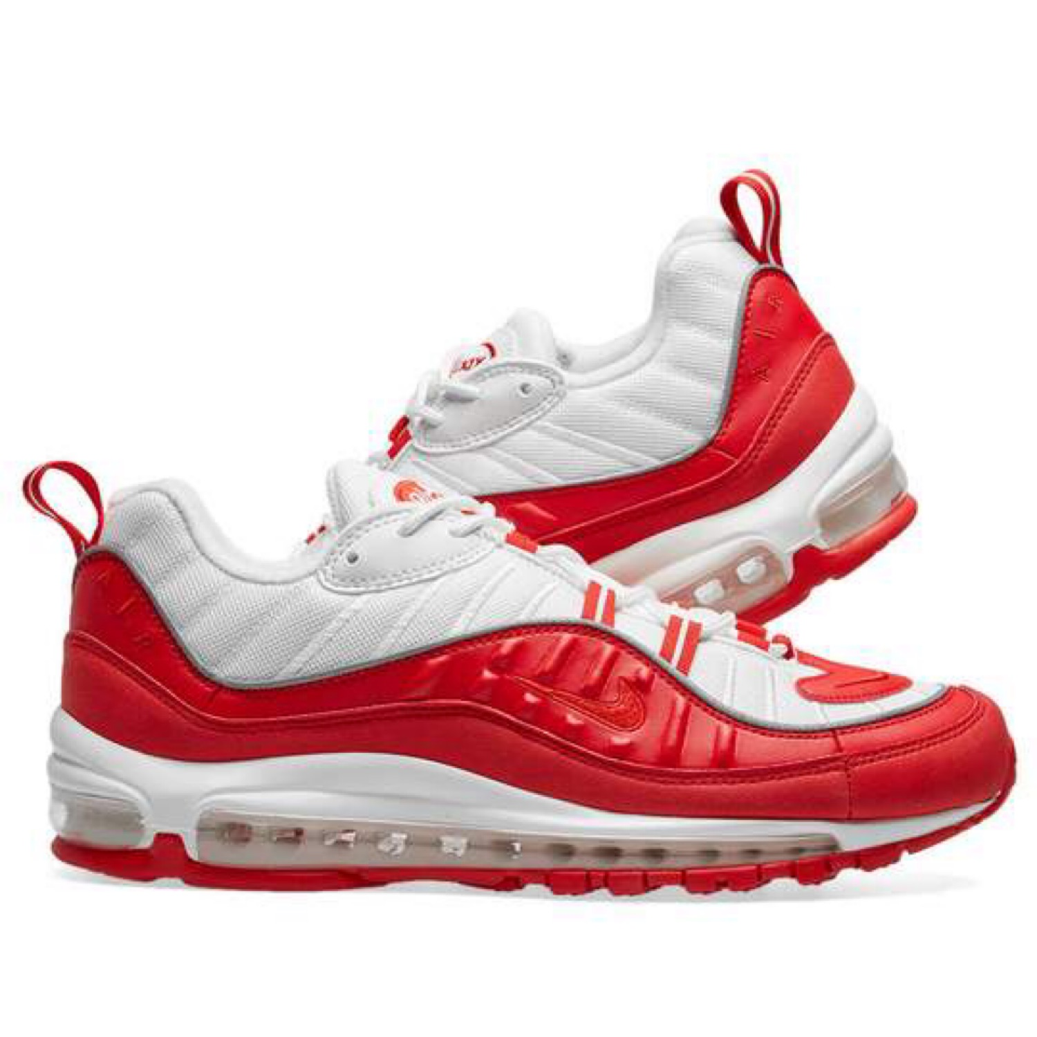 wholesale dealer 83490 75346 Nike Air Max 98 University Red