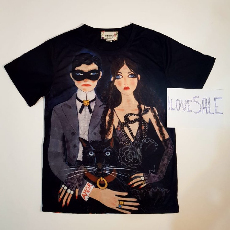 788269c20 Gucci X Unskillet Workes T-Shirt Capsule Collection Women's Size S Made In  Italy 100% ...