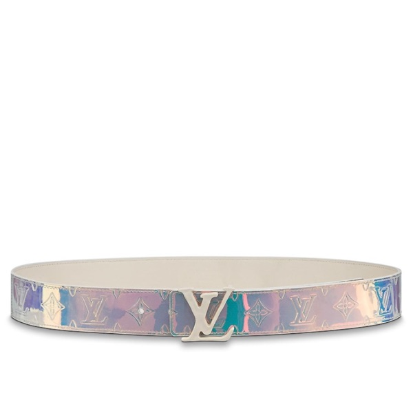 Louis Vuitton 40Mm Prism Belt Brand New