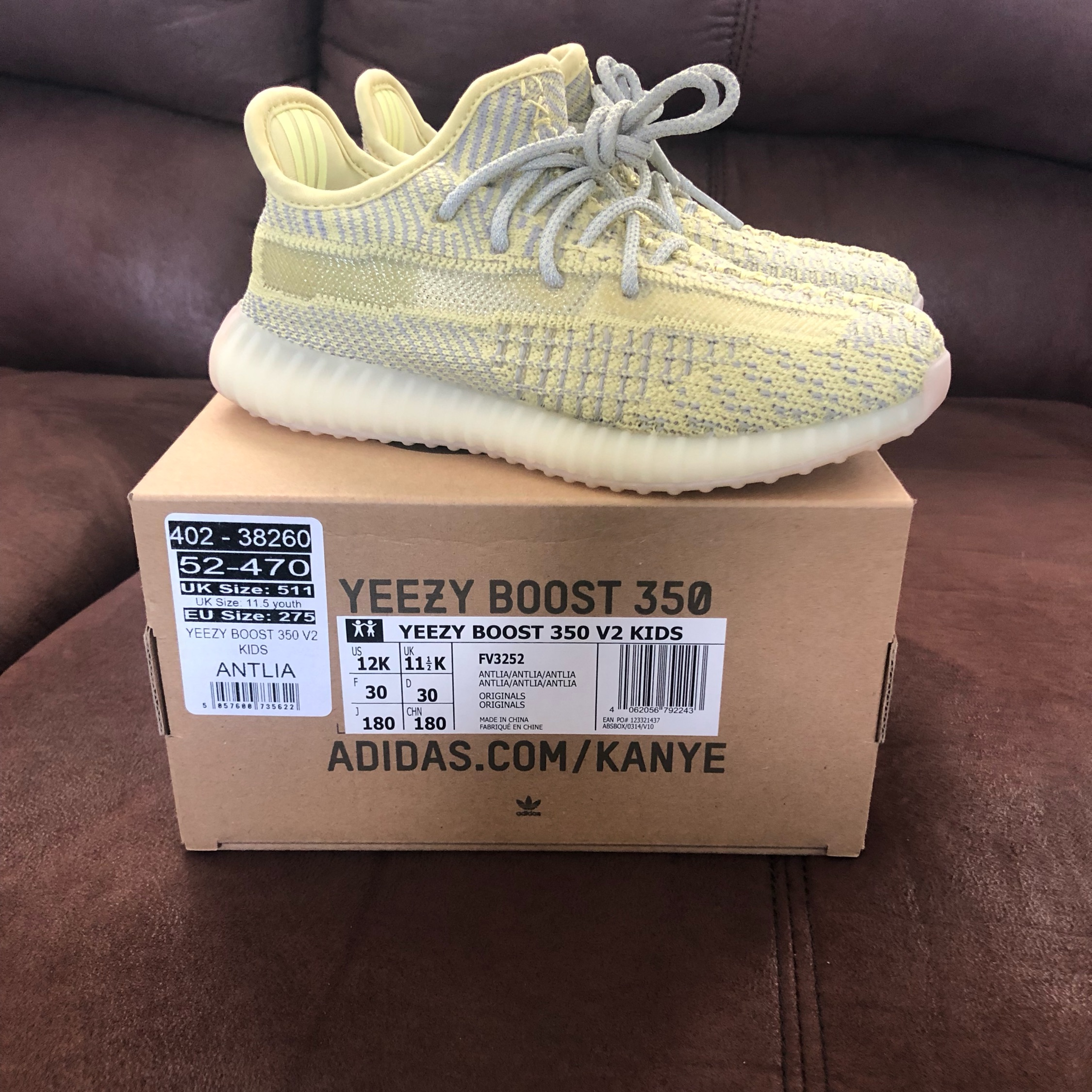 yeezys for kids size 1 Shop Clothing