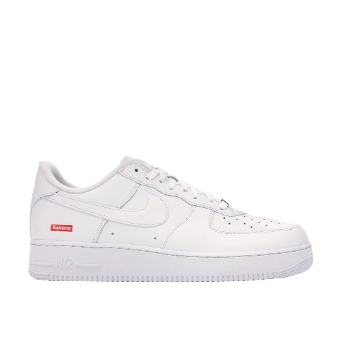 Supreme Nike Air Force One White