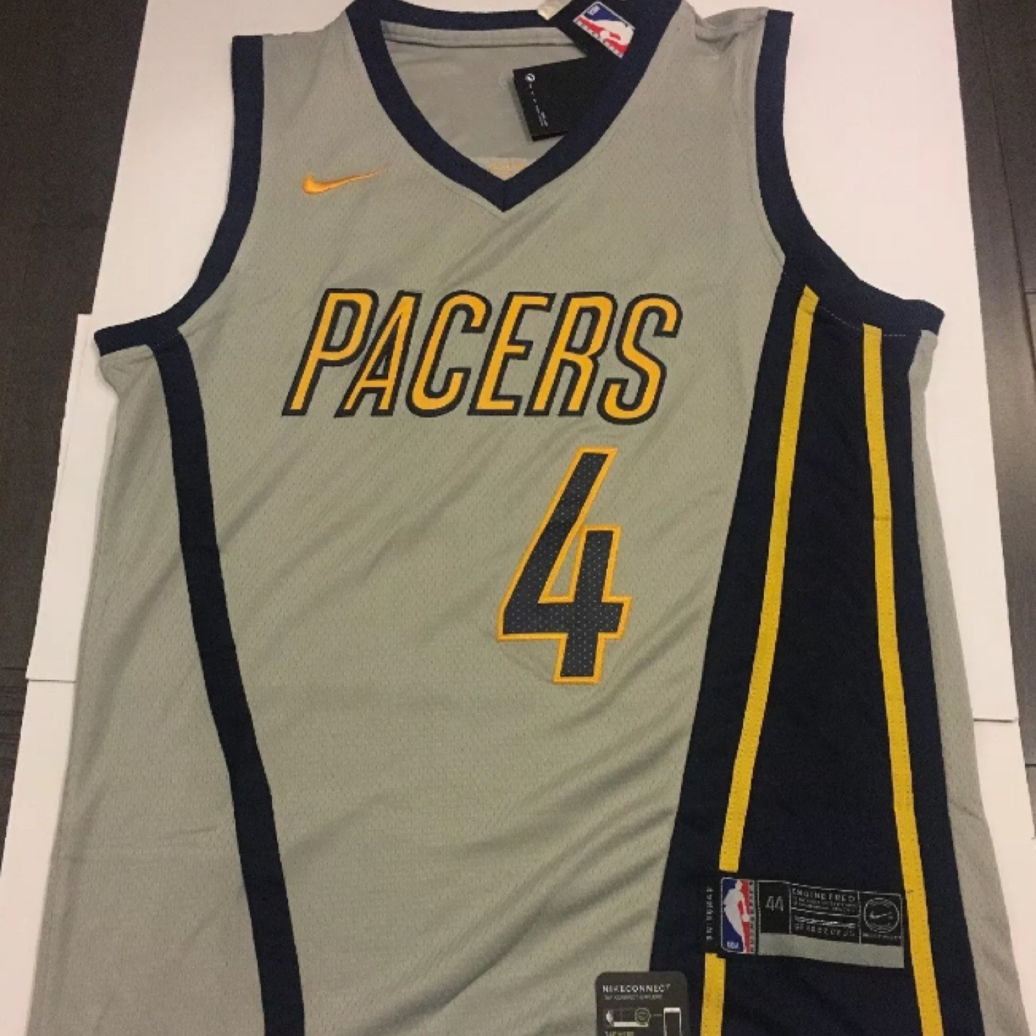 cheap for discount c12e3 a4d44 Victor Oladipo Indiana Pacers City Edition Jersey