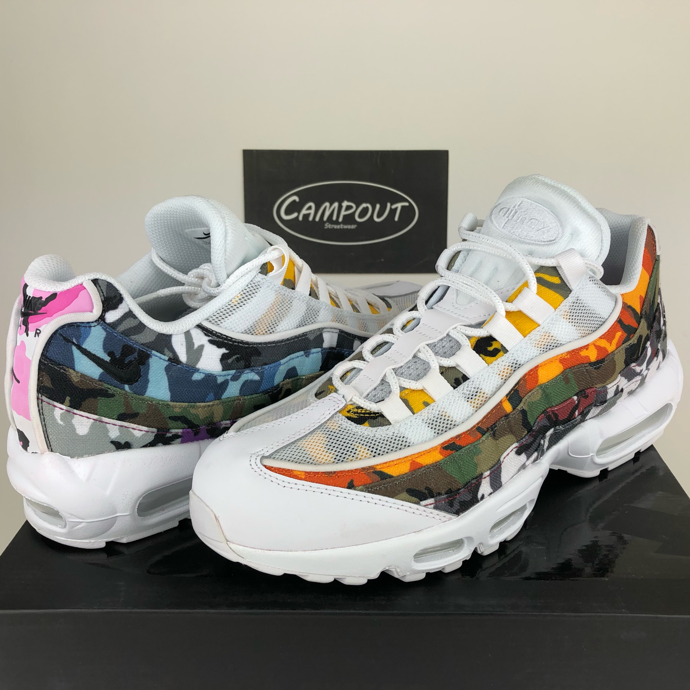 best sneakers 405cd dc3a1 Nike Air Max 95 Erdl Party