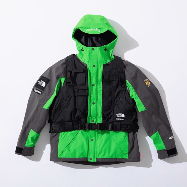 Supreme The North Face RTG Jacket Green