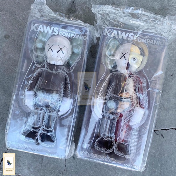 Kaws Companion Vinyl Figurines