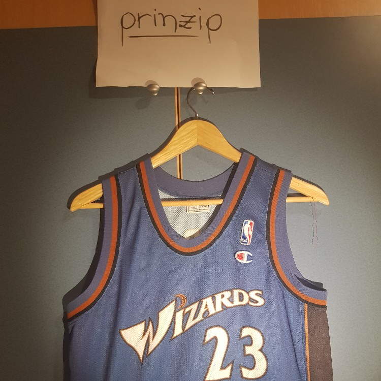 jordan wizards jersey