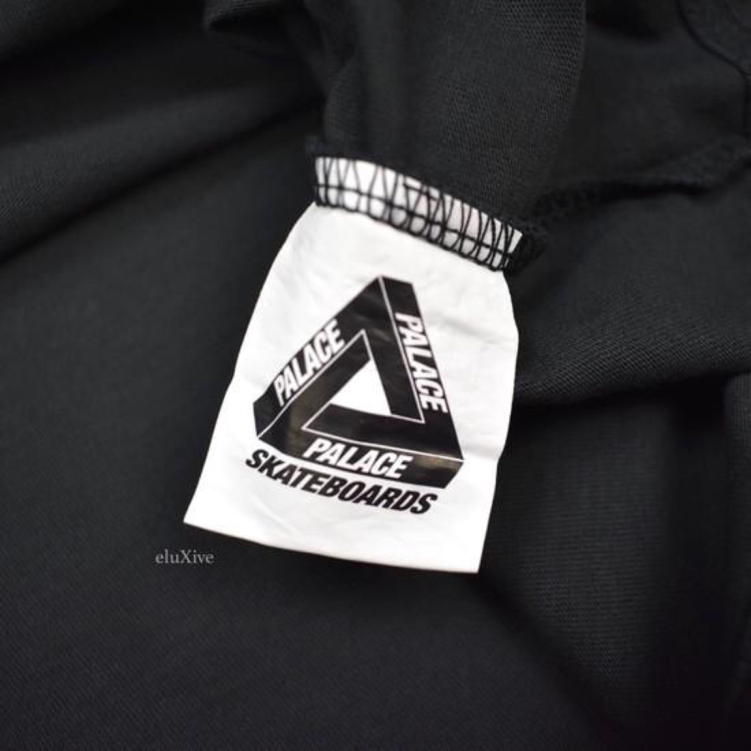 Palace Now That's What Logo T-Shirt Black Ds
