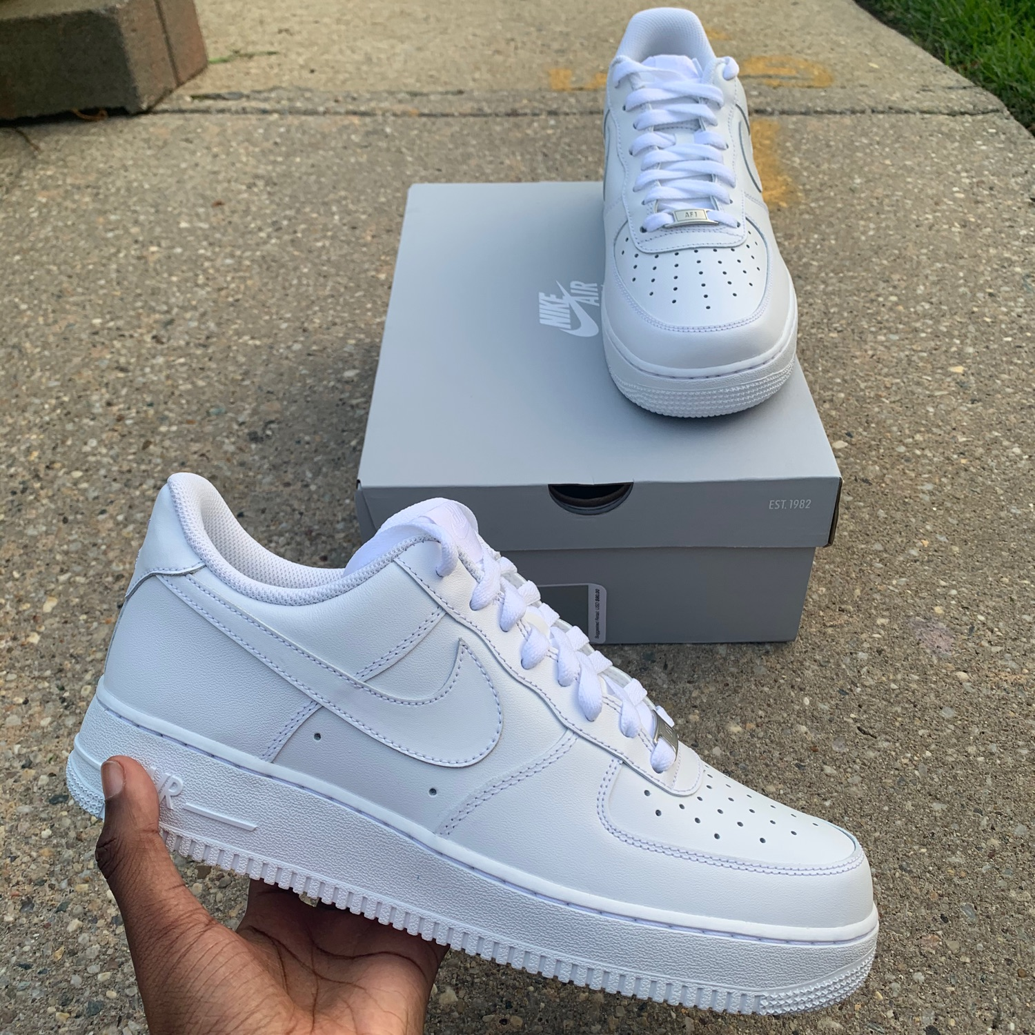Multiple Sizes: Nike Air Force 1 Low
