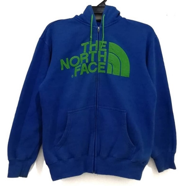 The North Face Hoodie Blue Size Medium