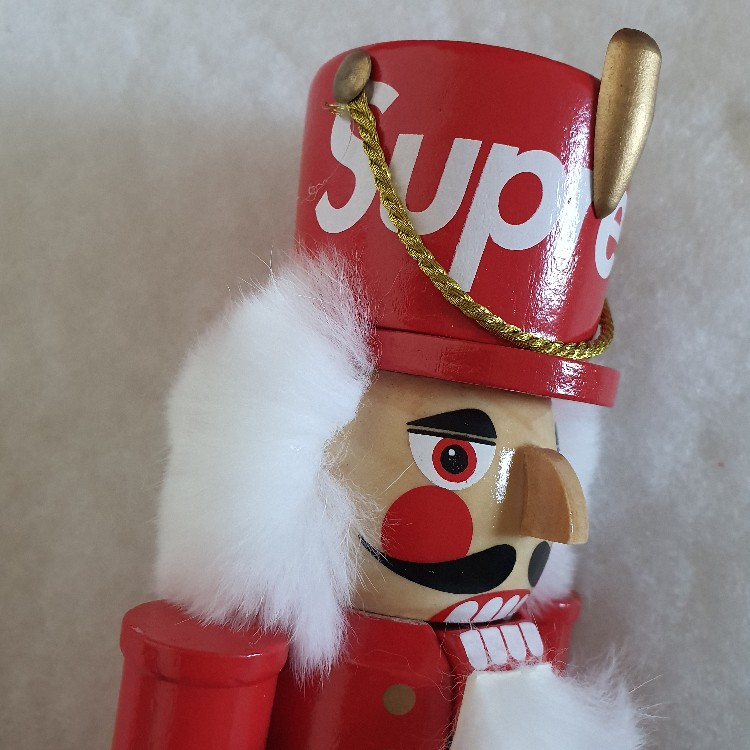 Fw19 Supreme Wooden Nutcracker