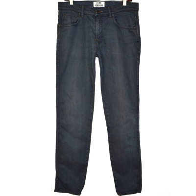 Acne Studios Jeans. Ace Coal