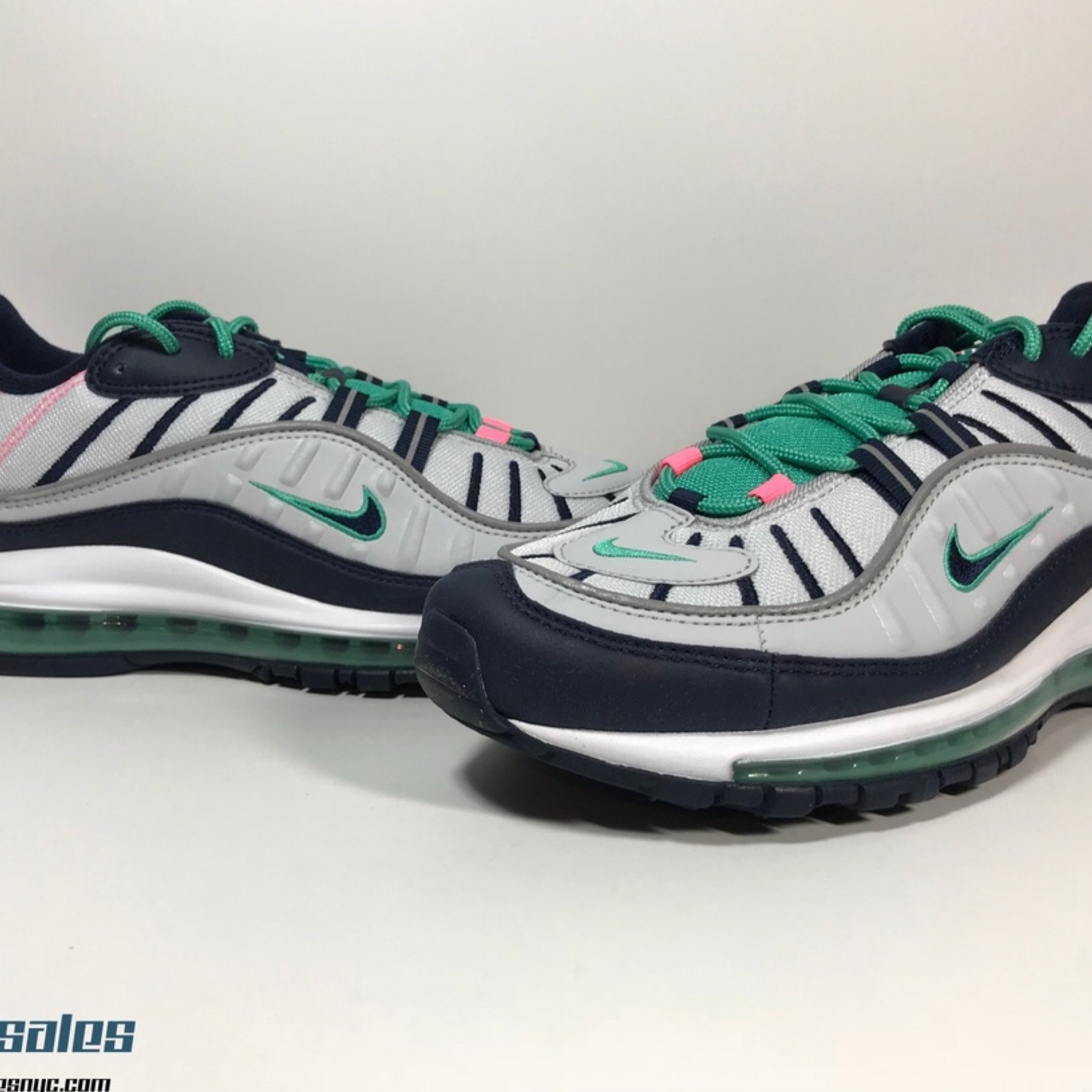 Nike Air Max 98 Tidal Wave Size 12 New