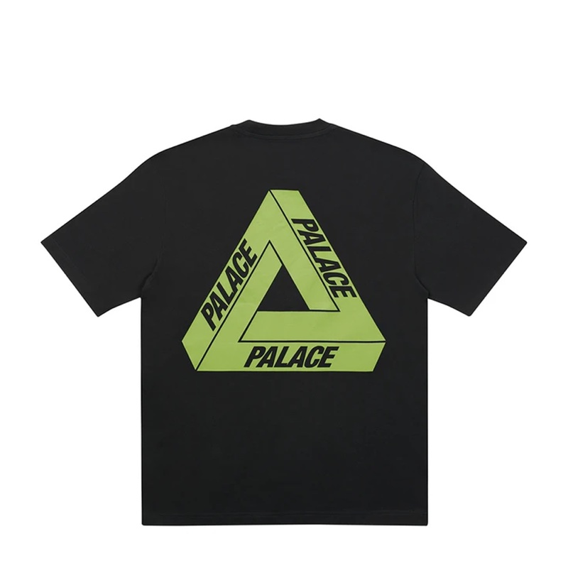 Palace Tri To Help Black Bright Green