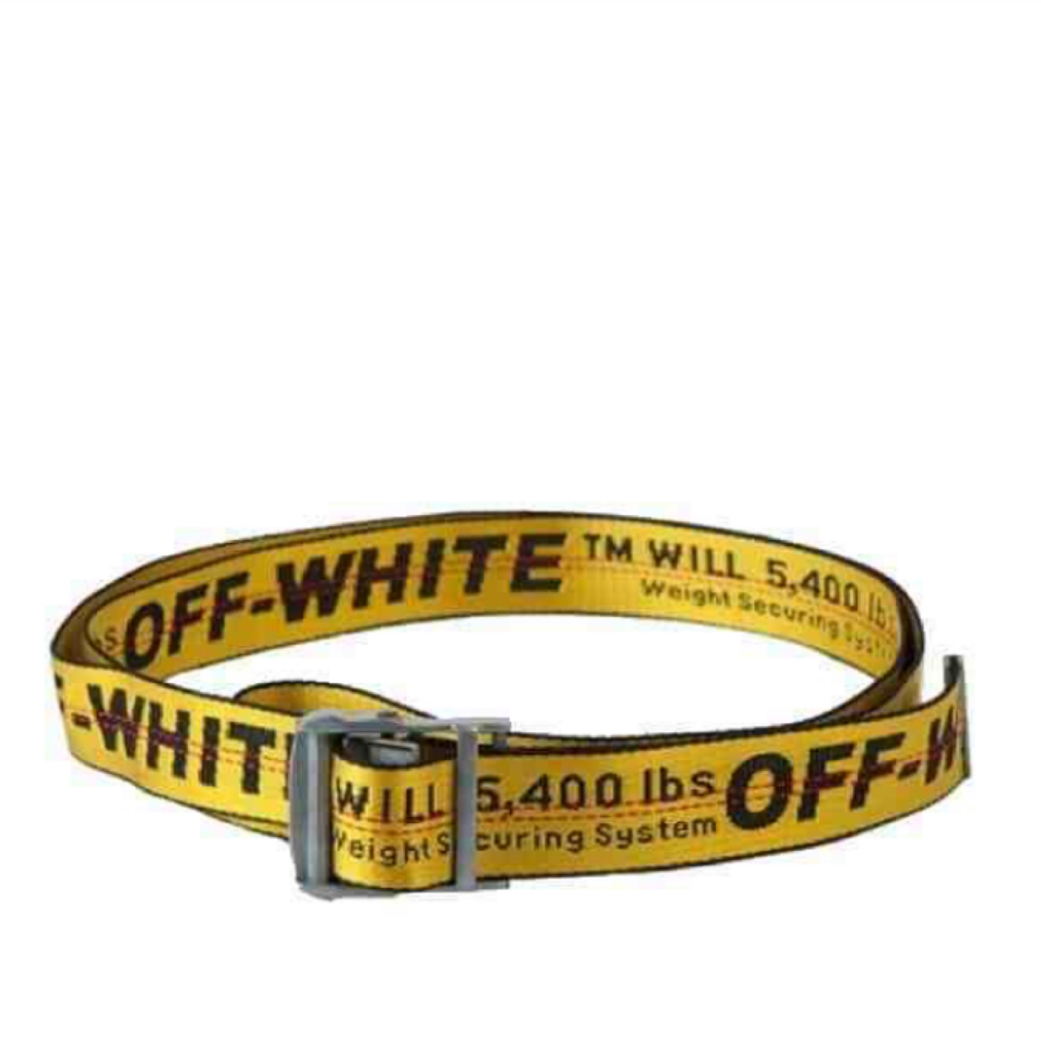 198394ce37e Off White Exclusive Industrial Belt