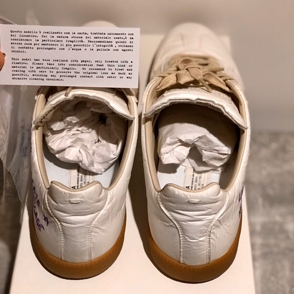 Maison Margiela 22 Low Top White Sneaker
