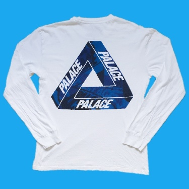 Palace one wave longsleeve tshirt