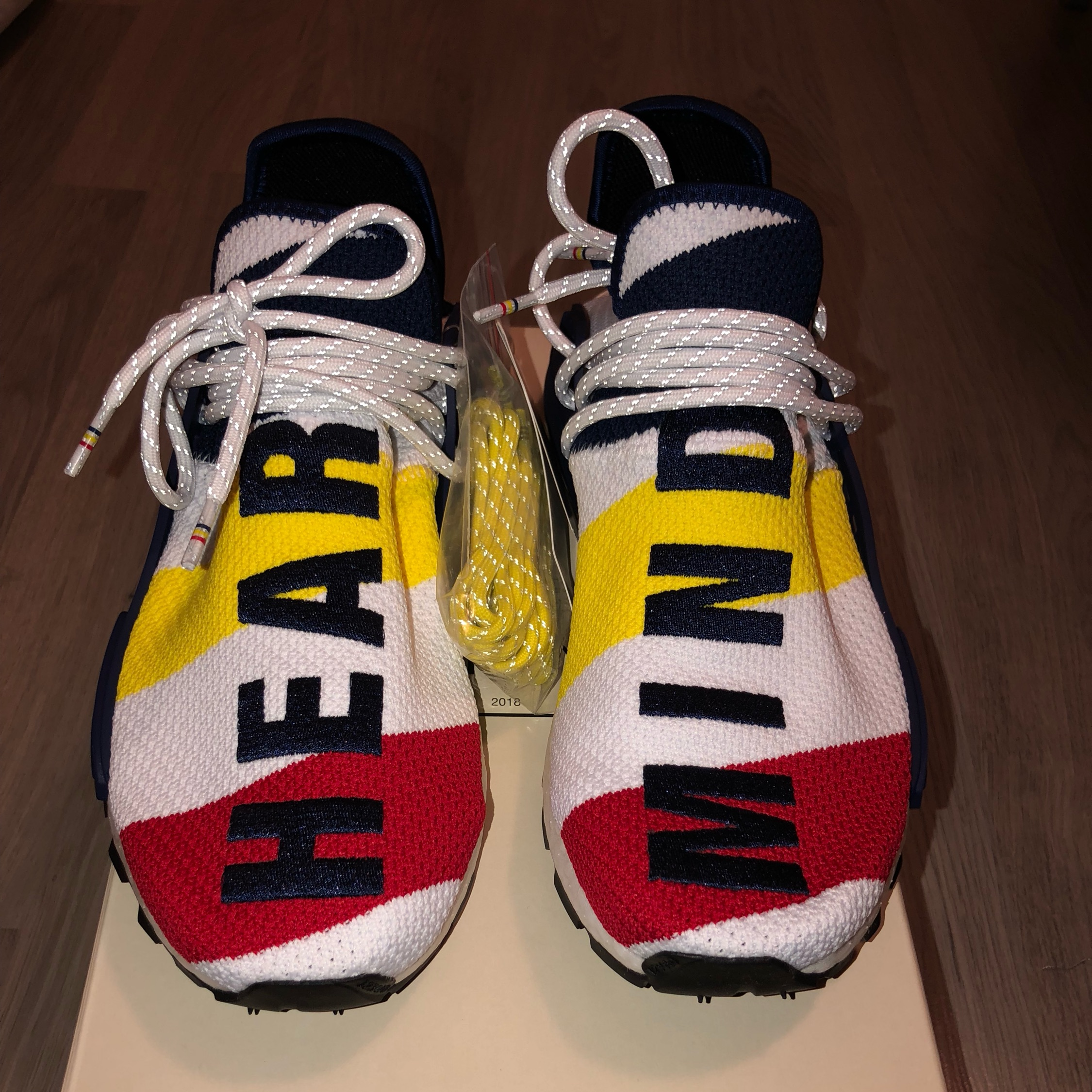 finest selection 816c7 24aad Adidas Bbc Human Race Nmd (Deadstock)