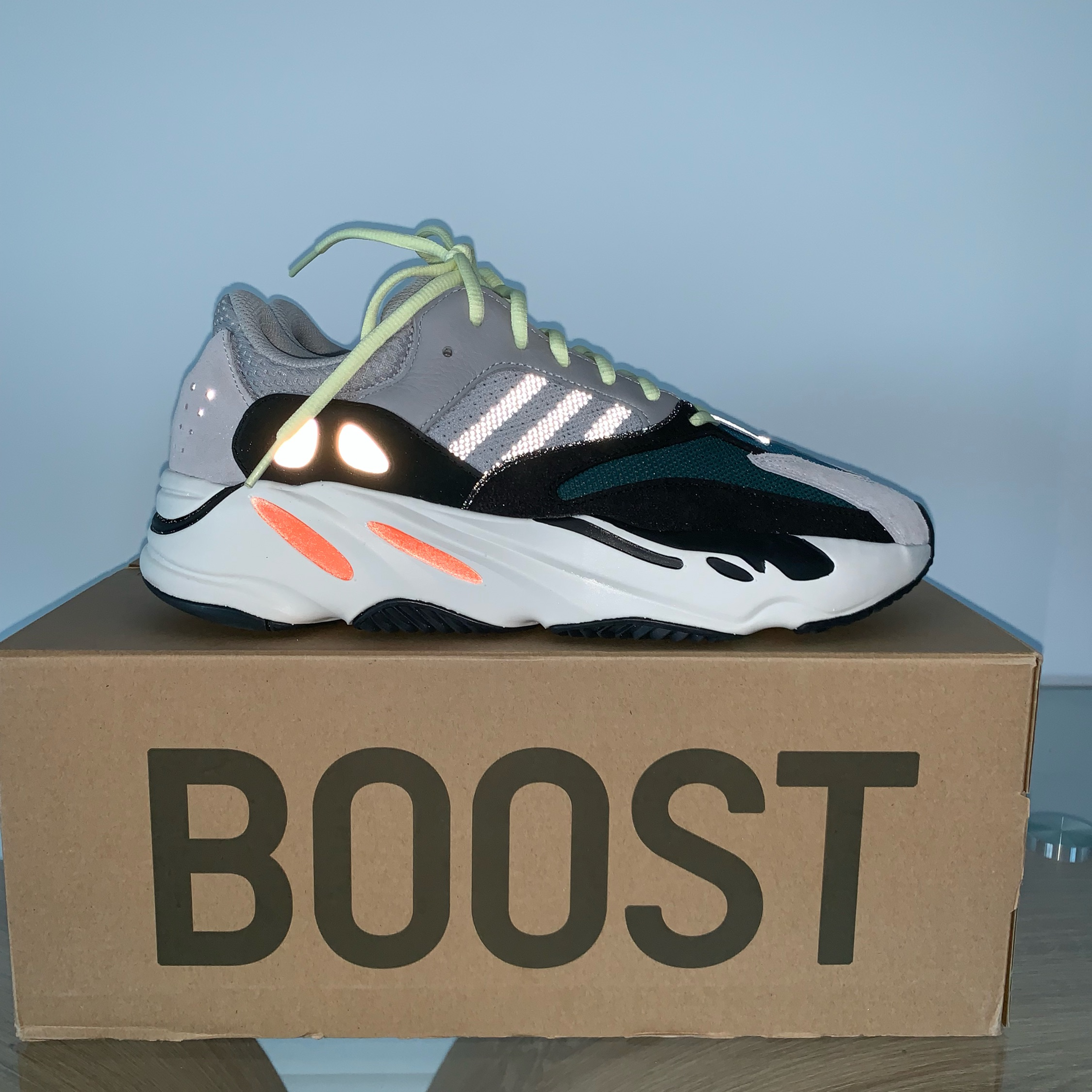 wholesale dealer d12c2 95d84 Adidas Yeezy 700 Wave Runner (Looking For Trades)