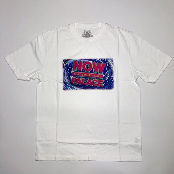 Palace Now That's What I Call Palace T-Shirt White