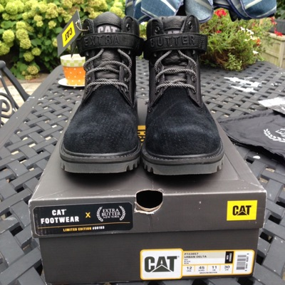"Cat Footwear X Extra Butter ""Urban Delta"""