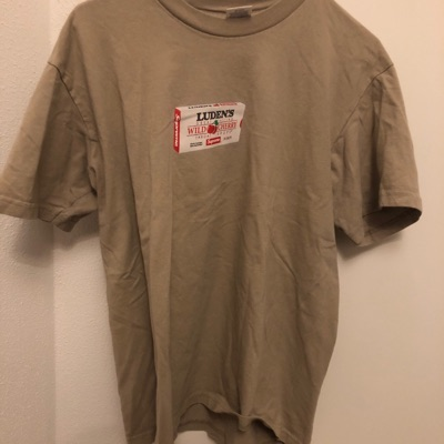 Supreme Luden's Tee Clay